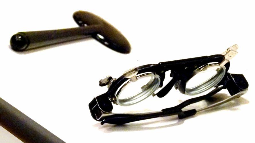 視力チェックって何をしているの?④~メガネ屋で目にする人名~