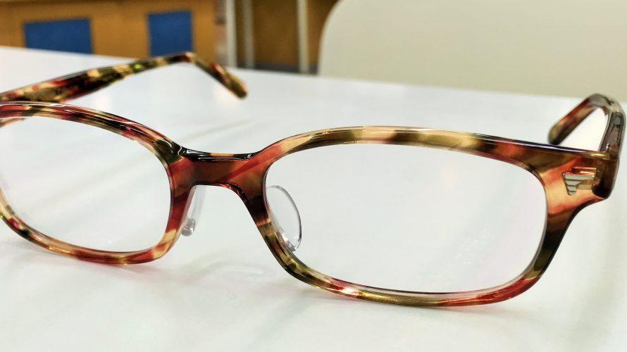 私のメガネ・ブランド紹介 ―BJ CLASSIC COLLECTION―