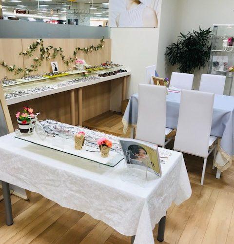 『メガネとメイクの相談会』in河内長野店